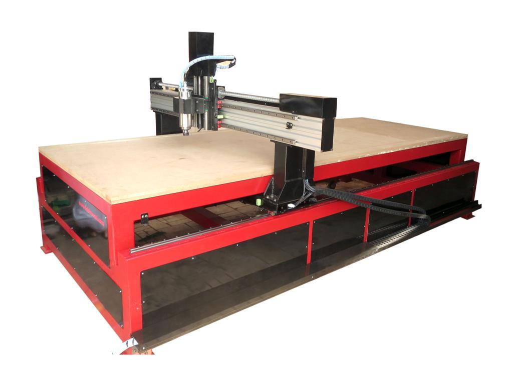 CNC Router Machine (1200x2400mm)