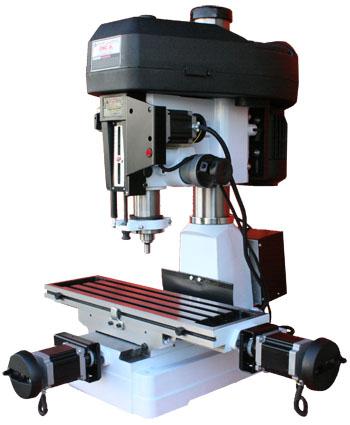 CNC Milling / Frais Retrofit